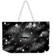 Just For Fun Through The Stars Weekender Tote Bag