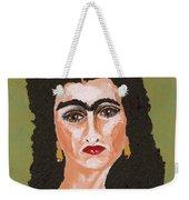 Just Frida Weekender Tote Bag