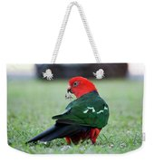 Just Having A Feed 0541 Weekender Tote Bag