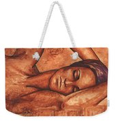 Just Lay Back And Relax And . . .  Weekender Tote Bag