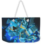 Just Like A Slow Motion Car Crash Weekender Tote Bag