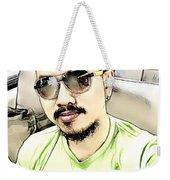 Just Me Weekender Tote Bag
