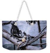 Just Monkeying Around Weekender Tote Bag