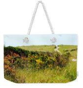 Just Over The Hill Weekender Tote Bag