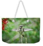 Just Spread Your Wings  Weekender Tote Bag