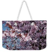 Just Spring Weekender Tote Bag