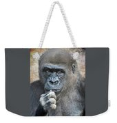 Just Thinking  Weekender Tote Bag