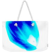 Just Turquoise And Blue Weekender Tote Bag