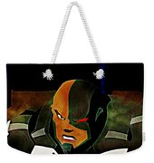 Justice League Doom Weekender Tote Bag