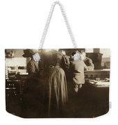 Juvenile Court, 1910 Weekender Tote Bag