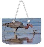 Juvenile Reddish Egret Weekender Tote Bag