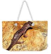 Juvenile Slimy Salamander Weekender Tote Bag
