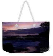 Ka Lokomaikai Paako Makena Maui Hawaii Weekender Tote Bag
