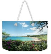 Kaanapali Maui Hawaii Weekender Tote Bag