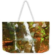 Lazy Flow Weekender Tote Bag