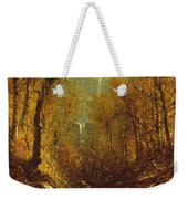 Kaaterskill Falls Weekender Tote Bag by Sanford Robinson Gifford
