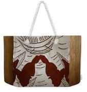 Kabaka Atuuse- The King Has Arrived - Tile Weekender Tote Bag