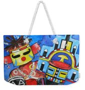 Kachina Knights Weekender Tote Bag