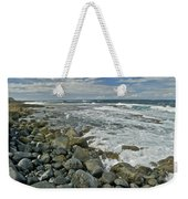 Kaena Point Shoreline Weekender Tote Bag