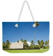 Kahanu Garden Hana Maui Hawaii Weekender Tote Bag