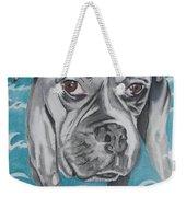 Kailey At The Beach Weekender Tote Bag