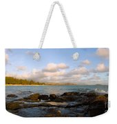 Kailua Bay Sunrise Weekender Tote Bag