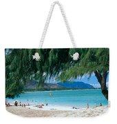 Kailua Beach Park Weekender Tote Bag