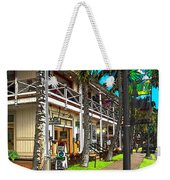 Kailua Village - Kona Hawaii Weekender Tote Bag