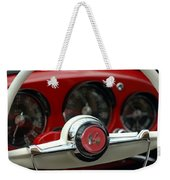Kaiser Steering Wheel Weekender Tote Bag
