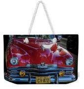 Kaiser Virginian Deluxe - 1949 Convertible Weekender Tote Bag