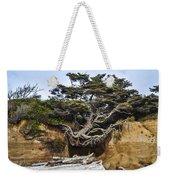 Kalaloch Hanging Tree Weekender Tote Bag