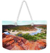 Kalbarri National Park 2am-29388 Weekender Tote Bag