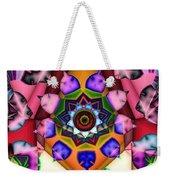 Kaleidoscope 120 Weekender Tote Bag
