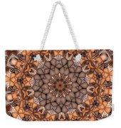Kaleidoscope 121 Weekender Tote Bag