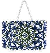 Kaleidoscope 706 Weekender Tote Bag