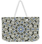 Kaleidoscope 78 Weekender Tote Bag