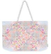 Kaleidoscope Abstract Weekender Tote Bag