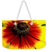 Kaleidoscope Bouquet Weekender Tote Bag