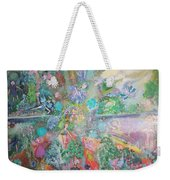Kaleidoscope Fairies Too Weekender Tote Bag