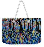 Kaleidoscope Forest Weekender Tote Bag