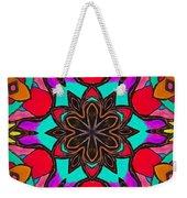 Kaleidoscope Of Color Weekender Tote Bag