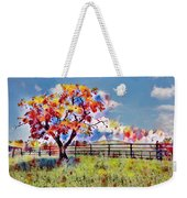Kaleidoscope Of Colors Weekender Tote Bag