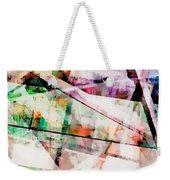 Kaleidoscope Vision Weekender Tote Bag