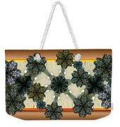 Kaleidoscopeflowers Weekender Tote Bag