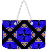 Kaleidoscopes-02 Weekender Tote Bag
