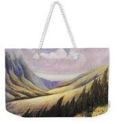 Kalihi Valley Art Weekender Tote Bag