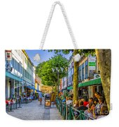 Kalmar Cafes Weekender Tote Bag
