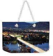 Kamloops Weekender Tote Bag