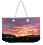 Kamloops Sunset 2 Weekender Tote Bag