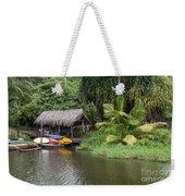 Kamokila Hawaiian Village - Kauai Weekender Tote Bag